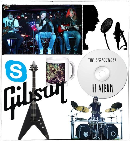 randki Gibson Flying v
