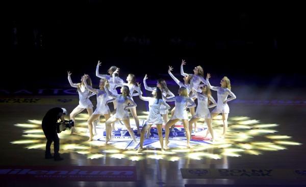 Zbiórka Polskie Cheerleaderki na meczu NBA
