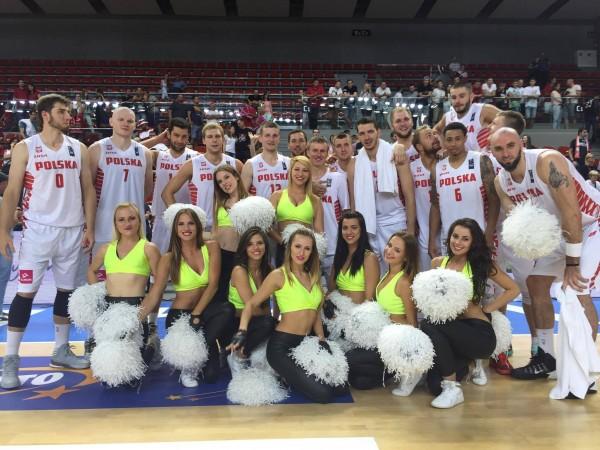 Kampania crowdfundingowa Polskie Cheerleaderki na meczu NBA