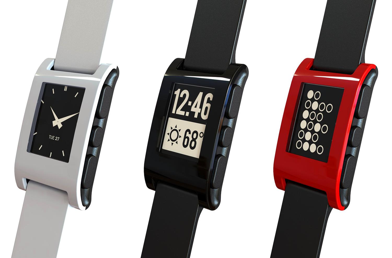Smartwatch Pebble